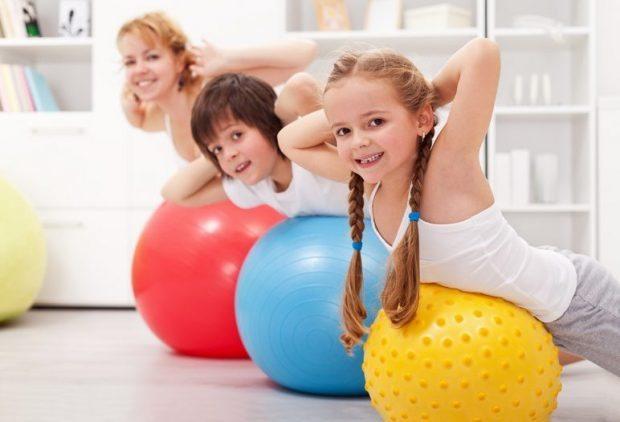 Çocuk Pilatesi'nin Yararları